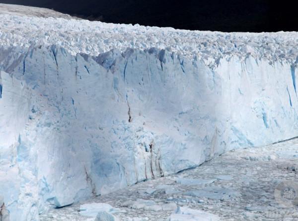 Ледники Монблана превращаются в озера из-за аномальной жары