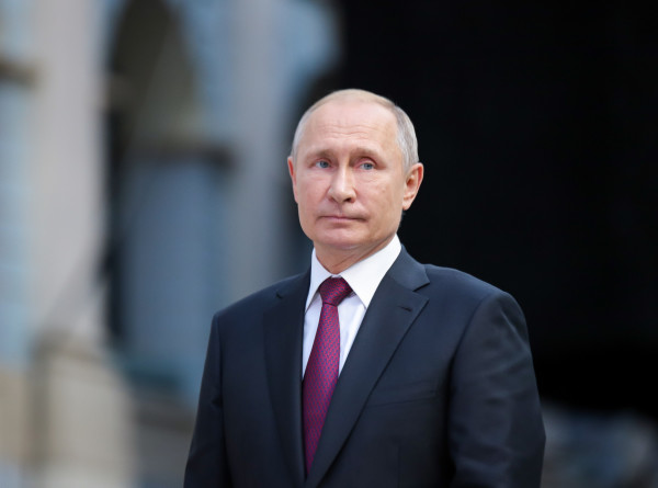 Путин второй раз за месяц прибыл в Иркутскую область