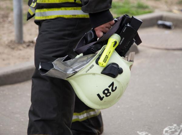 Площадь пожара в лагере «Холдоми» составила 2400 кв. м