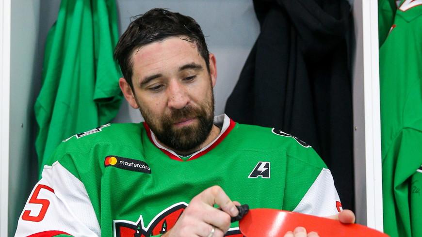 Хоккеист «Ак Барса» Зарипов поддержал Bottle cap challenge