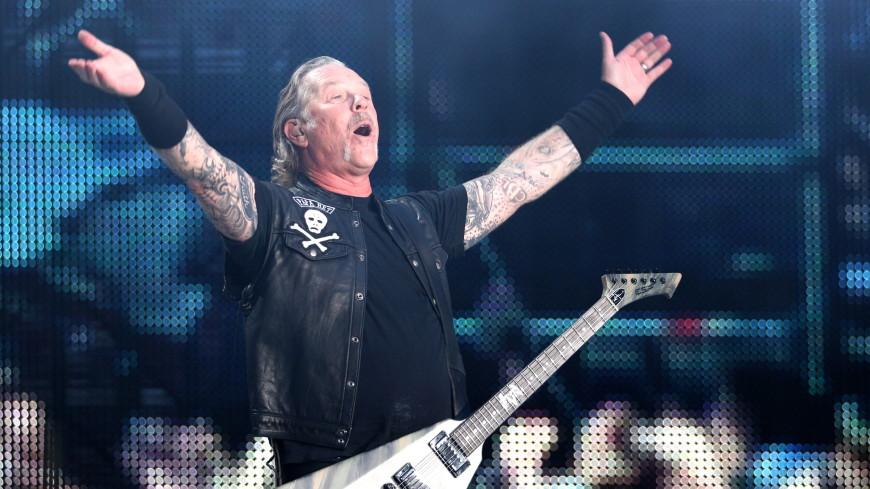 «Лужники» вместо с Metallica хором спели Цоя