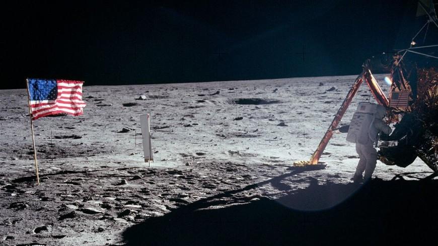 Тест: Что вы знаете о высадке американцев на Луну?