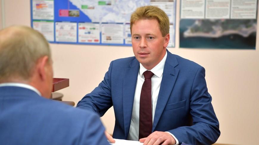 Путин принял отставку губернатора Севастополя Овсянникова, врио назначен Развозжаев