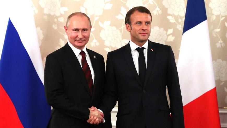 politik, pouvwa, Emmanuel Macron, prezidan Lafrans, Vladimir Putin,