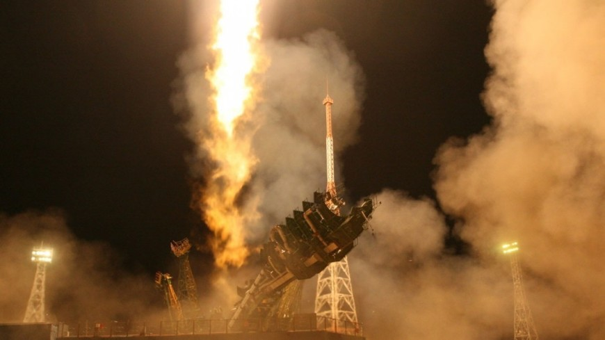 "Фото: ""РОСКОСМОС"":http://www.federalspace.ru/, союз у, байконур, космос, роскосмос, ракета, ракета-носитель"
