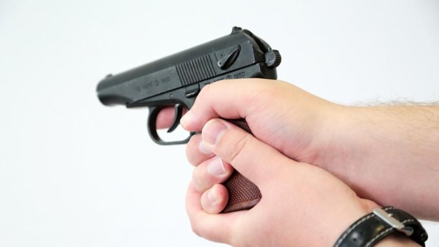 В Москве пьяный мужчина выстрелил в девушек после их отказа от знакомства