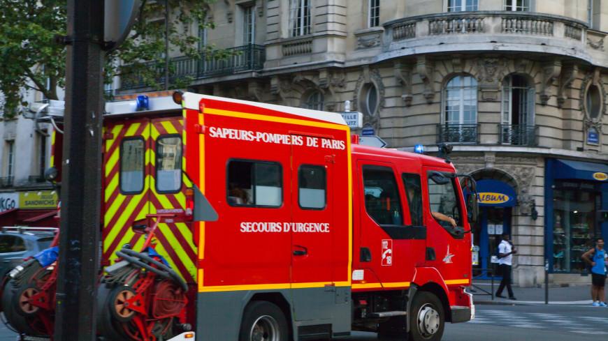 Пожарная служба Франции