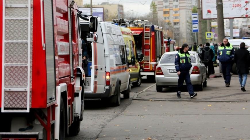 Пожар на хлебзаводе в Иркутске площадью 1 тыс. кв. м локализовали
