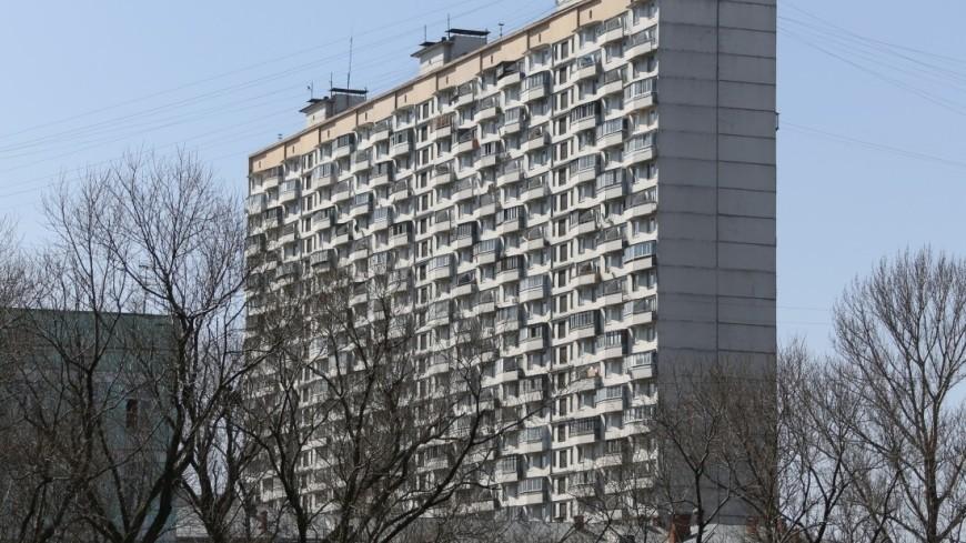 В России стоимость квадратного метра жилья на «вторичке» выросла на 8%