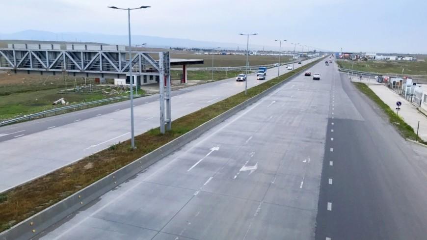 В Подмосковье открылся участок новый трассы