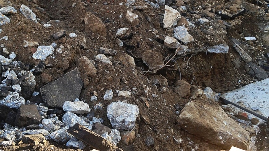 """© Фото: """"Светлана Родина, «МИР 24»"""":http://mir24.tv/, руины, землетрясение, камни, разрушение"""