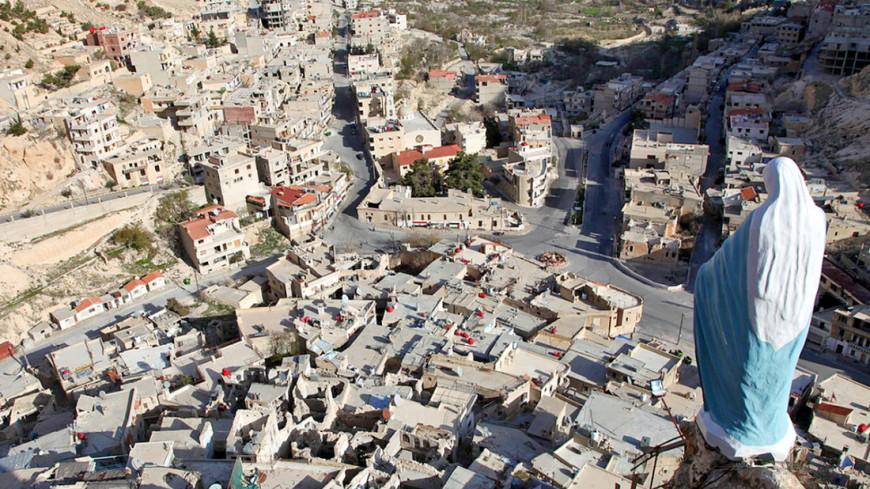 В Алеппо сняли первый с начала войны в Сирии художественный фильм