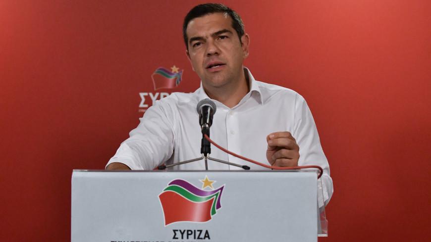 Премьер Греции передаст власть оппозиции в понедельник