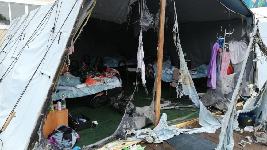 Лагерь «Холдоми» под Хабаровском закроют после пожара