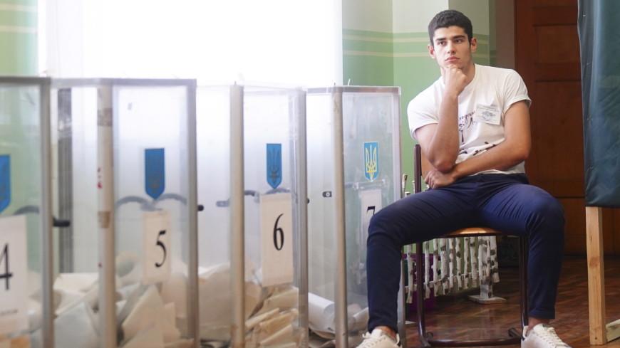 МВД Украины не зафиксировало грубых нарушений на выборах в Раду