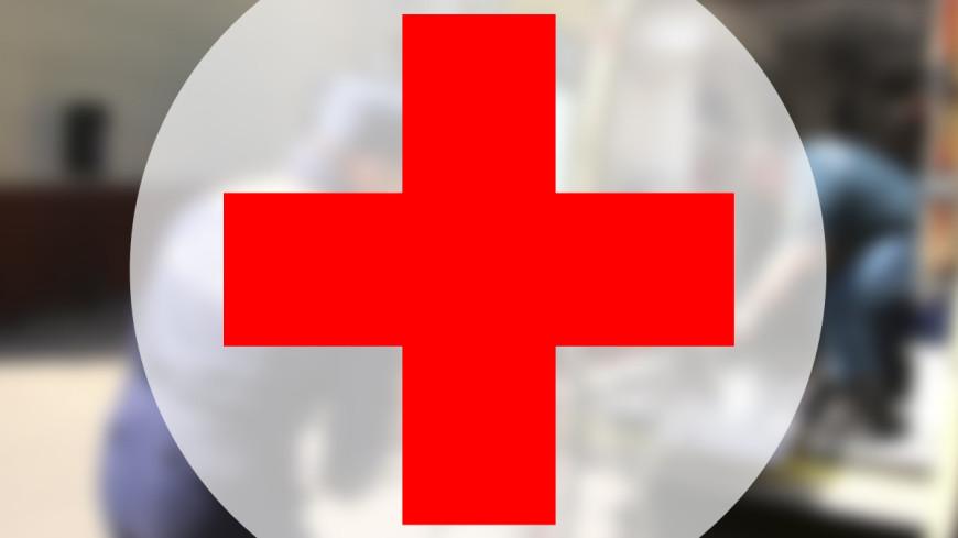 """Фото: Елена Андреева, """"«Мир 24»"""":http://mir24.tv/, логотипы, красный крест"""