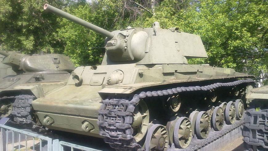 Танк времен ВОВ с экипажем обнаружили в Ростовской области