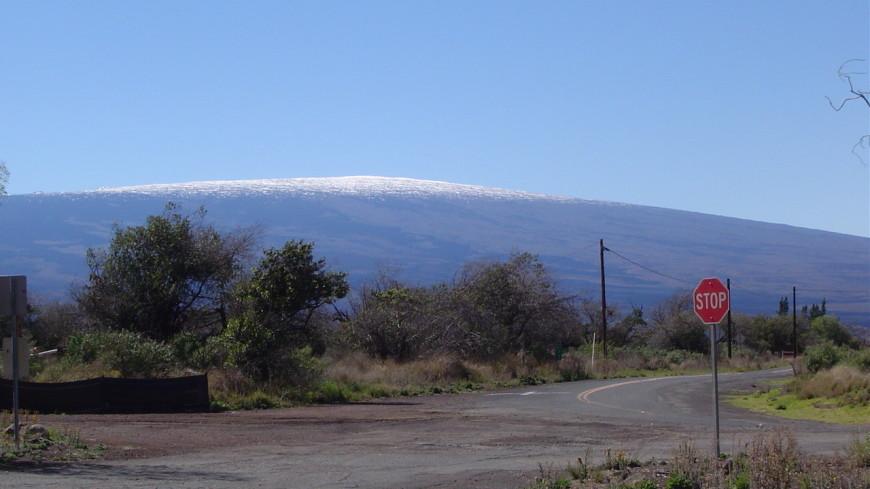 Гавайи готовятся к извержению крупнейшего вулкана