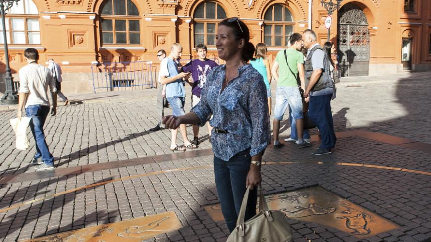 «Нулевой километр», бронзовые собаки и другие волшебные символы Москвы