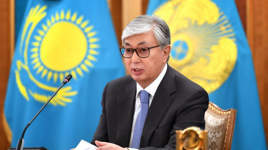 Токаев объявил главе Минобороны Казахстана строгий выговор после ЧП в Арыси
