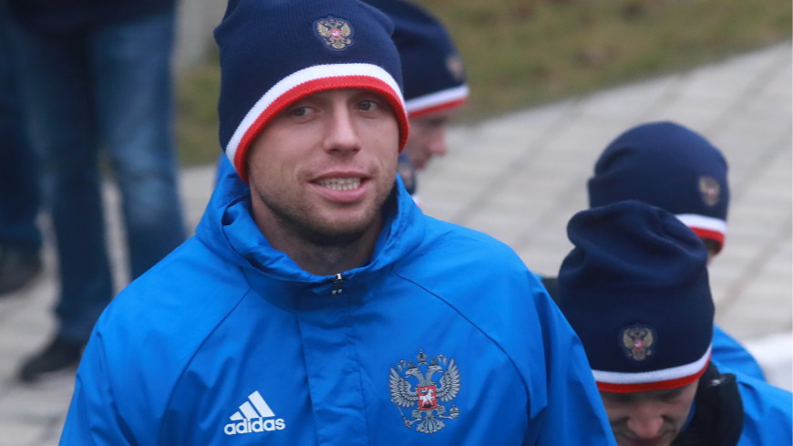 Футболист Денис Глушаков развелся с женой