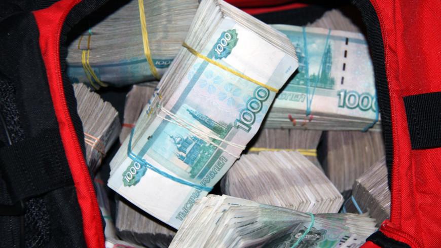 У безработного москвича украли рюкзак с пятью миллионами рублей