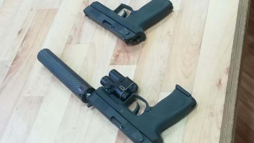 """оружие, пистолетный комплекс """"удав"""", пистолет, преступник, оружие, пистолет, угроза, киллер, мужчина, убийство, убийца,"""