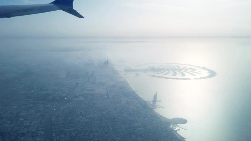 В международном аэропорту Дубая установили 15 тыс. солнечных батарей