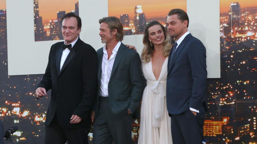 «Однажды в Голливуде» стал самым кассовым фильмом Тарантино