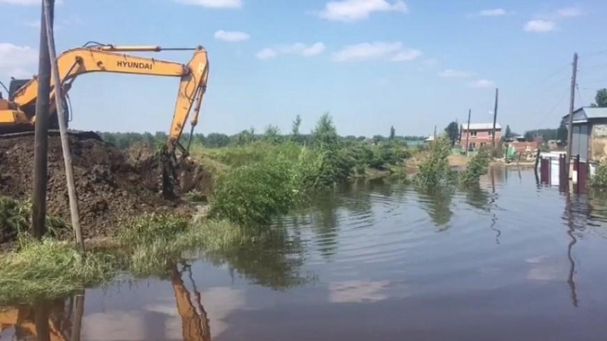 Наводнения в Приангарье: Тулун и Нижнеудинск восстановят по новым генпланам