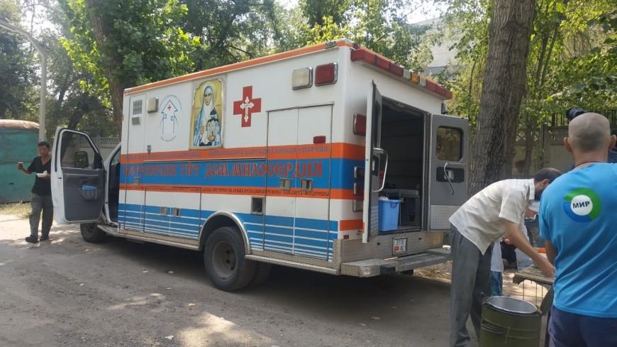 Кыргызский «Автобус милосердия» под угрозой закрытия