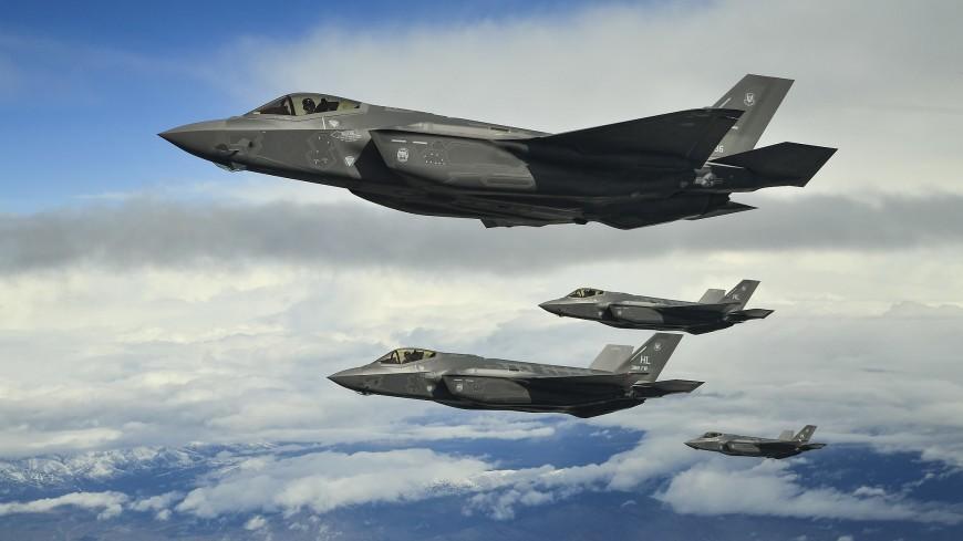 США официально отказались продавать F-35 Турции