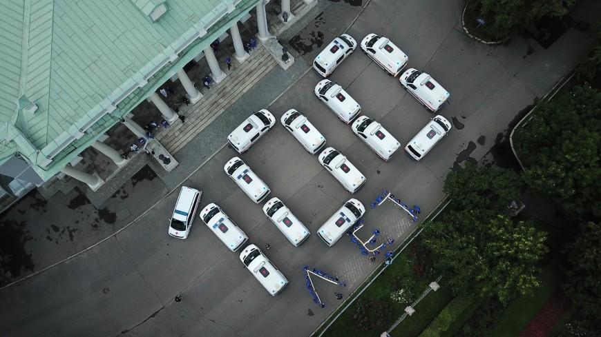 100 лет спешат на выручку: Московская служба скорой помощи отмечает юбилей