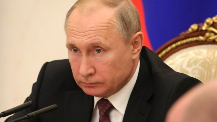 Путин призвал исключить строительство зданий в подтопляемых районах