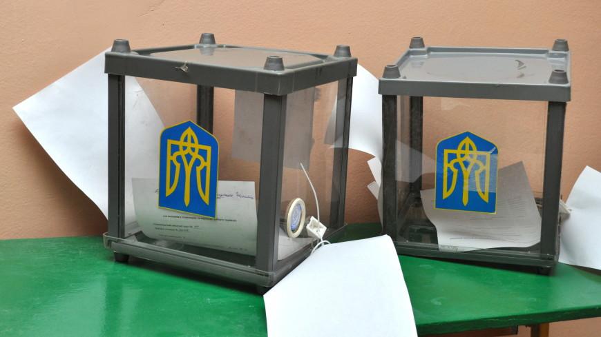 МВД Украины возбудило более 70 уголовных дел в день выборов