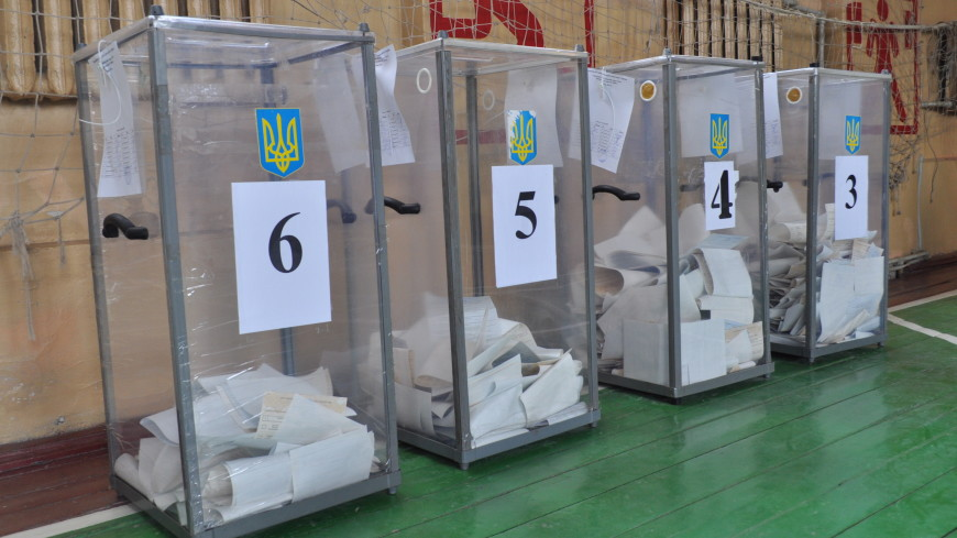 Внеочередные выборы в парламент Украины признаны состоявшимися