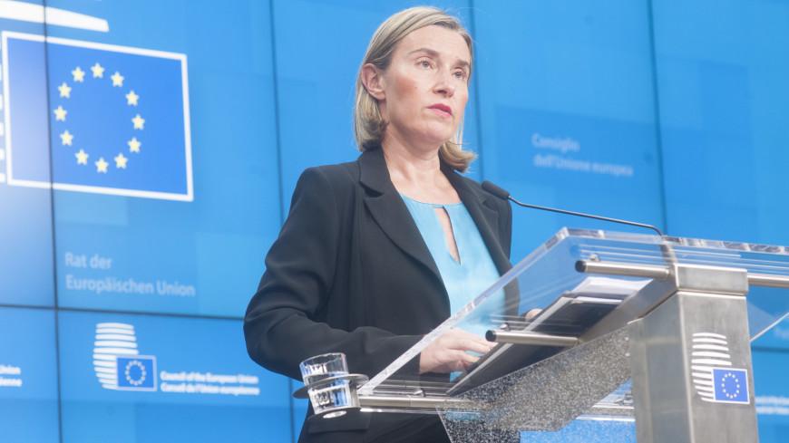 Главе европейской дипломатии вручили казахстанский орден «Достык»