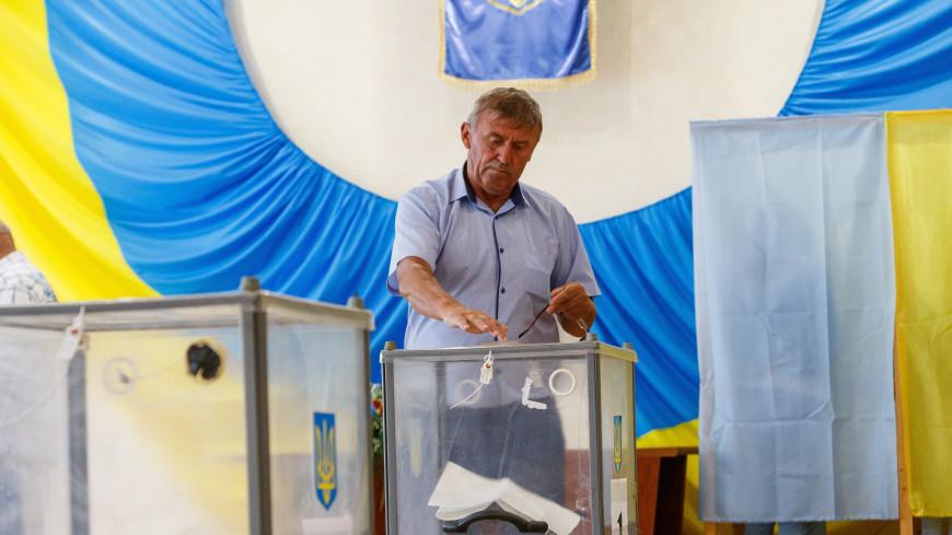 ЦИК: Явка на внеочередных выборах в Раду достигла 36,59%