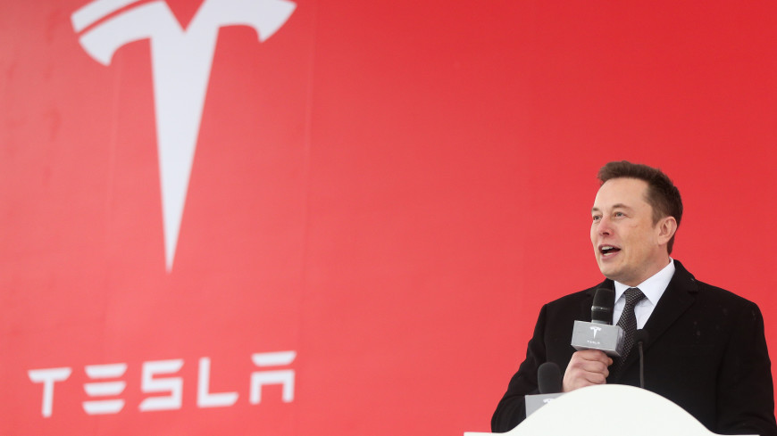 Маск назвал сроки премьеры электрического пикапа Tesla