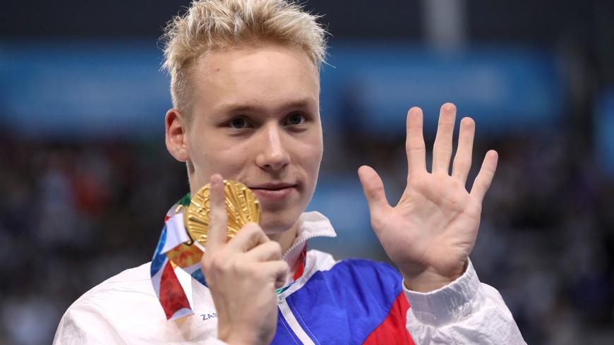 Пловец Минаков, завоевавший серебро на ЧМ, заявил, что его интересует только золото