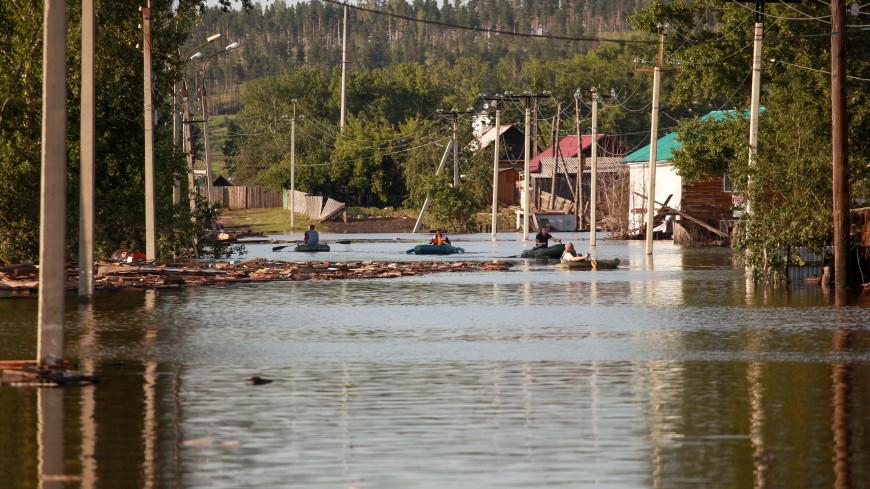 Наводнения в Иркутской области: число жертв возросло до 12 человек
