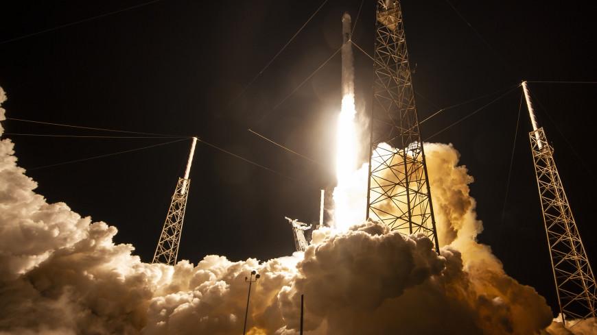 Старт космического грузовика Cargo Dragon к МКС отменили из-за непогоды