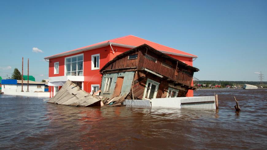 Жертвами паводка в Иркутской области стали 16 человек