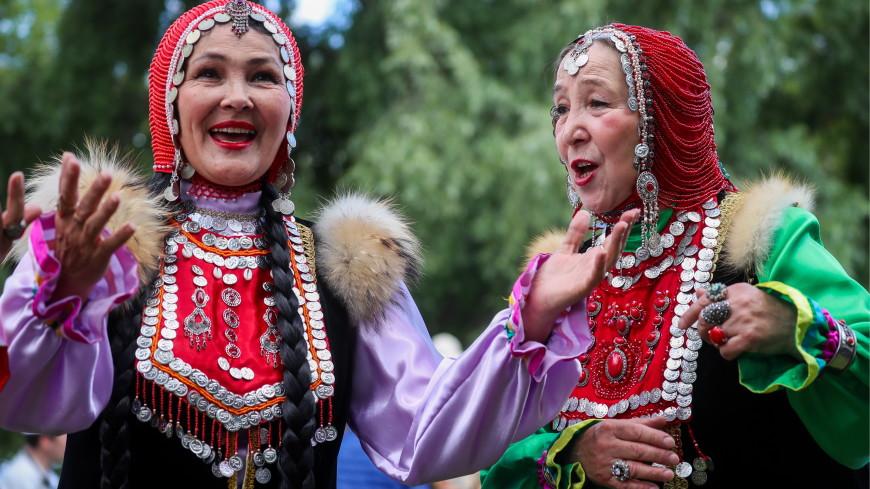 Сабантуй с размахом: в Астрахани отметили окончание полевых работ