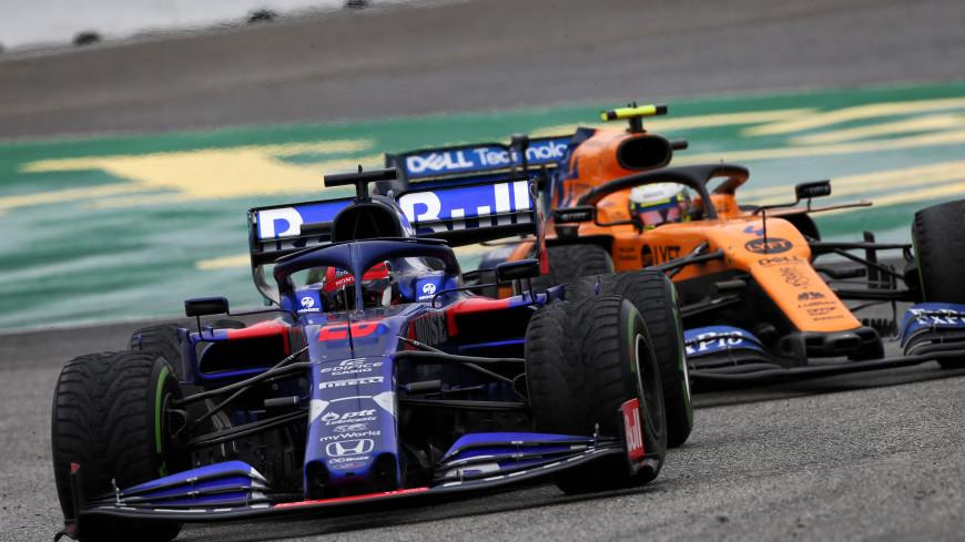 Россиянин Квят завоевал бронзу на Гран-при Германии «Формулы-1»