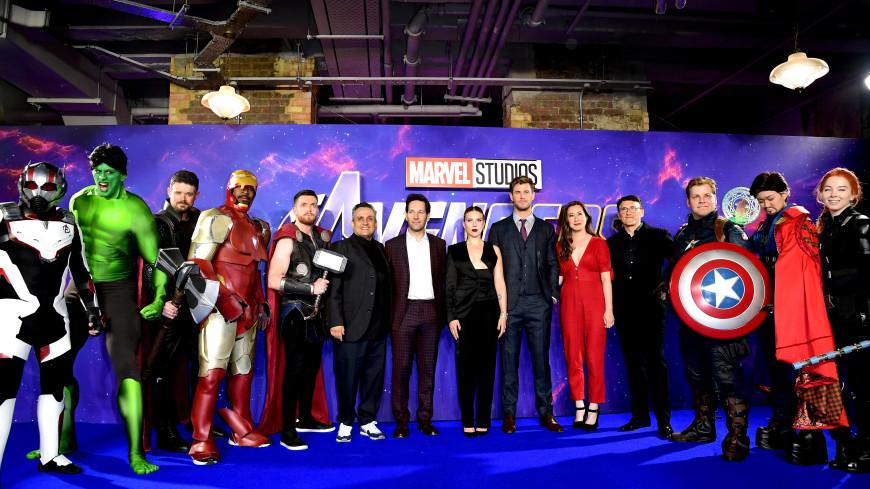 Обогнал «Аватар»: фильм «Мстители.Финал» стал рекордсменом по кассовым сборам