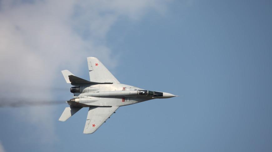 ВВС Азербайджана приостановили учебные полеты после крушения МиГ-29