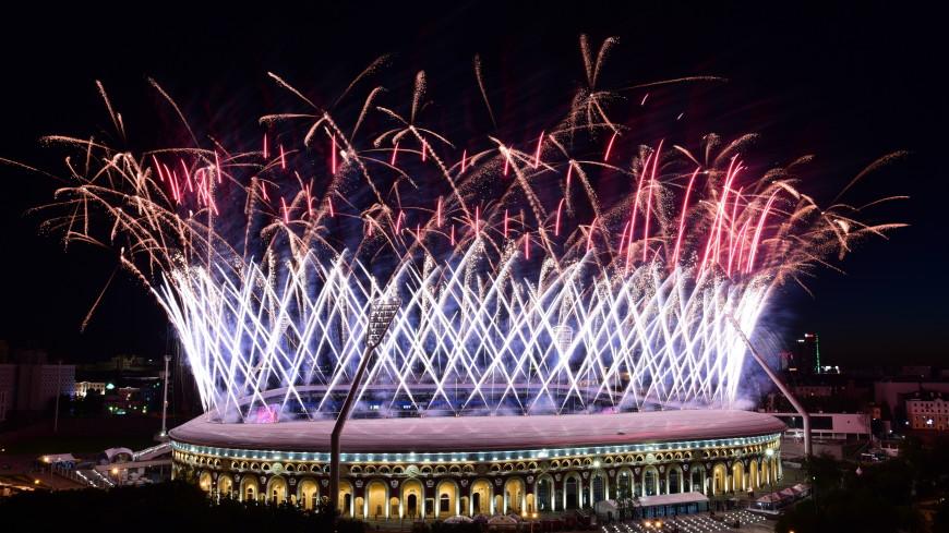 Праздник спорта и дружбы: в Минске подвели итоги Европейских игр
