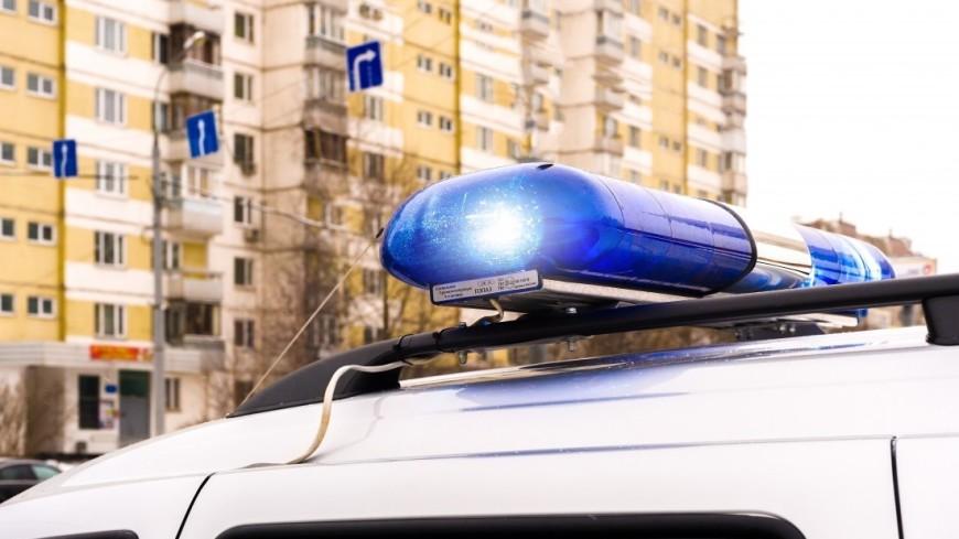 На востоке Москвы произошло ДТП с участием двух машин и мотоцикла