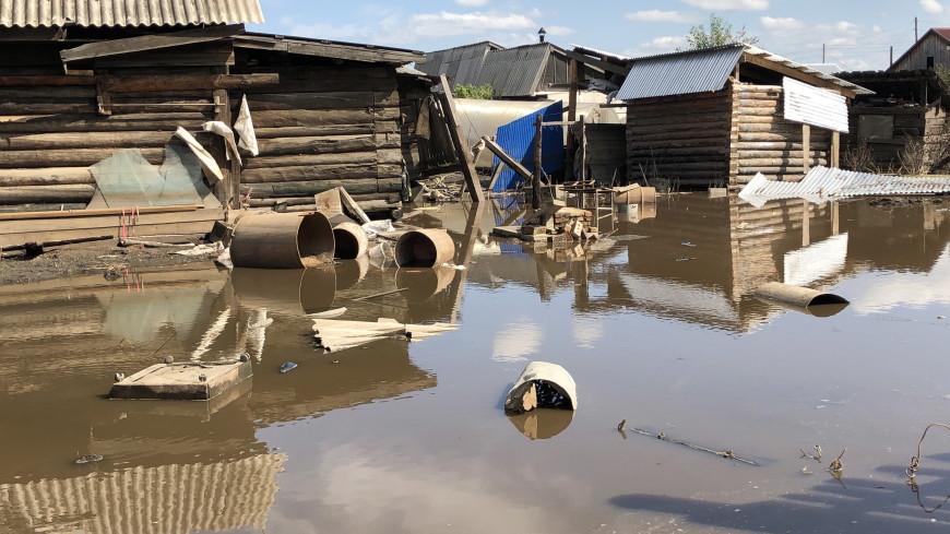 Затопленный Тулу продолжают восстанавливать после прошлогоднего паводка